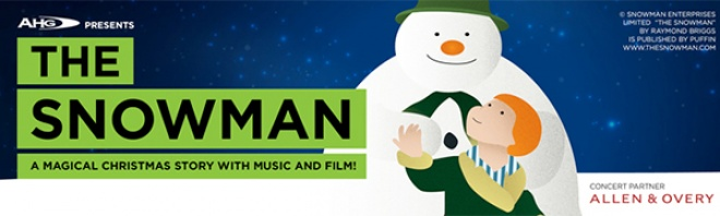 The Snowman returns to PSO!